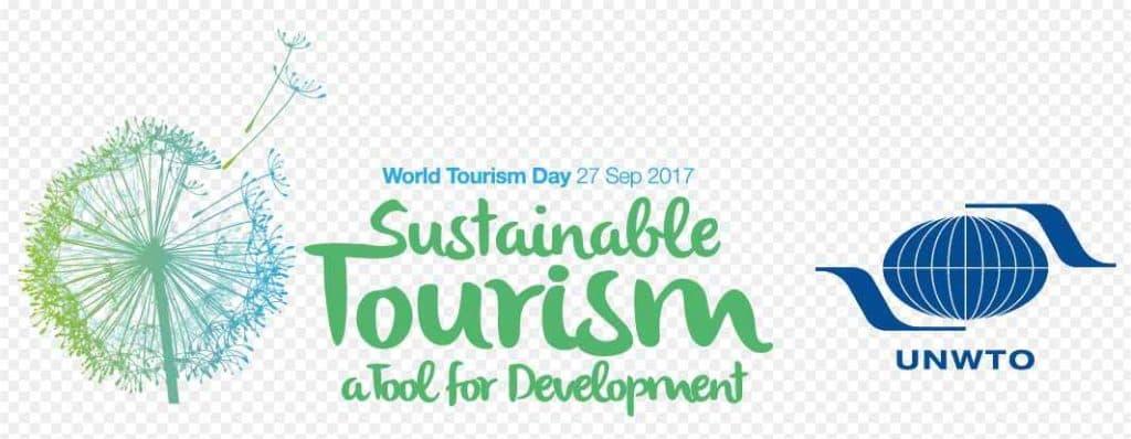 Día Mundial del Turismo Logo Oficial