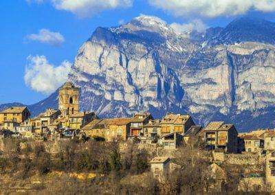 Aínsa, uno de los pueblos más bonitos de España