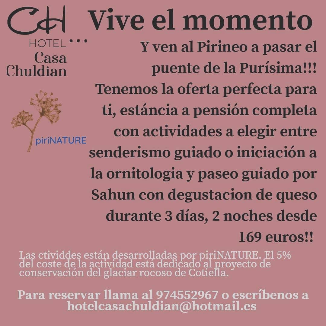 Oferta Hotel Casa Chuldian